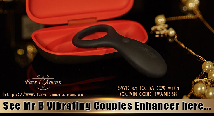 Mr B Vibrating Couples Enhancer