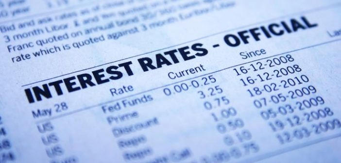 Official Interest Rates Australia