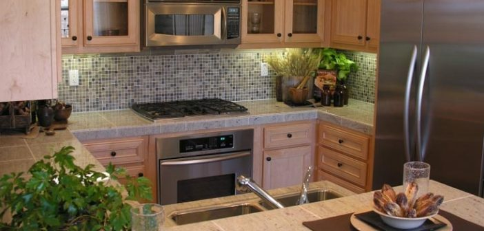 Top 5 Tips For A Clean Kitchen