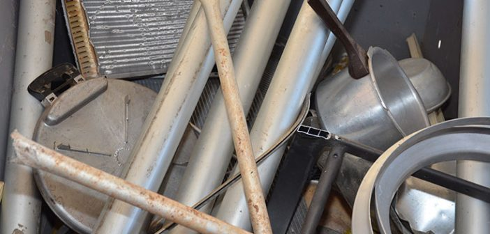 Scrap Metal Recycling | Recycling Scrap Metal Australia